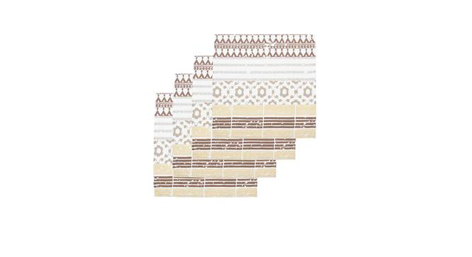 Valleri Napkin (Beige, Set Of 4 Set) by Urban Ladder - Design 1 Full View - 312424