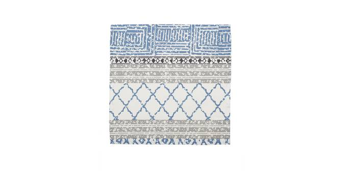 Nikrinta Napkin (Blue, Set Of 4 Set) by Urban Ladder - Front View Design 1 - 312434