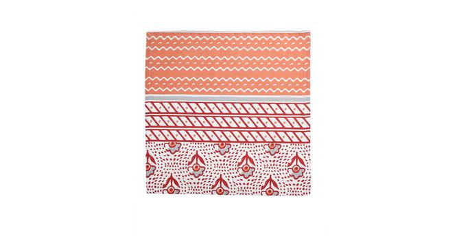 Sarovar Napkin (Red, Set Of 2 Set) by Urban Ladder - Front View Design 1 - 312443