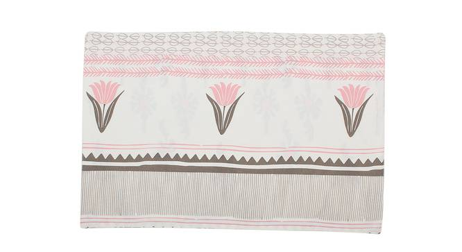 Mrinaal Table Mat (Pink, Set Of 4 Set) by Urban Ladder - Front View Design 1 - 312505