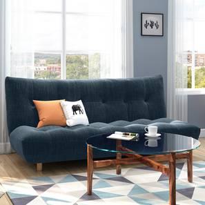 Palermo sofa bed indigo lp