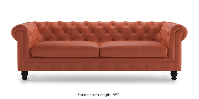 Winchester Leatherette Sofa (Tan) (Tan, 2-seater Custom Set - Sofas, None Standard Set - Sofas, Leatherette Sofa Material, Regular Sofa Size, Regular Sofa Type)