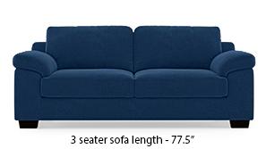 Esquel Sofa (Cobalt Blue)