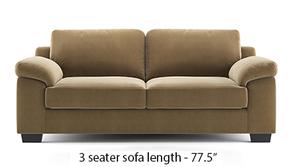 Esquel Sofa (Fawn Velvet)