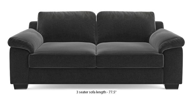 Esquel Sofa (Pebble Grey) (1-seater Custom Set - Sofas, None Standard Set - Sofas, Fabric Sofa Material, Regular Sofa Size, Regular Sofa Type, Pebble Grey)