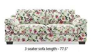Esquel Sofa (Clara Velvet)