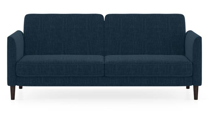 Felicity Sofa Cum Bed (Indigo Blue) by Urban Ladder - Front View Design 1 - 313956