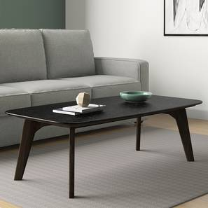 Galaxy Coffee Table (American Walnut Finish) by Urban Ladder - Front View Design 1 - 314131