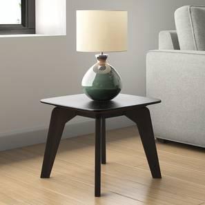 Galaxy Side Table (American Walnut Finish) by Urban Ladder - Design 1 Full View - 314138