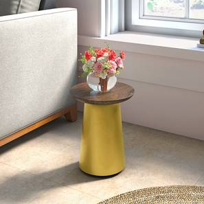 Rostrum Side Table (Small Size) by Urban Ladder - Design 1 - 314192