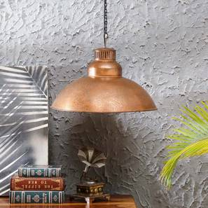 Ike pendant lamp copper lp