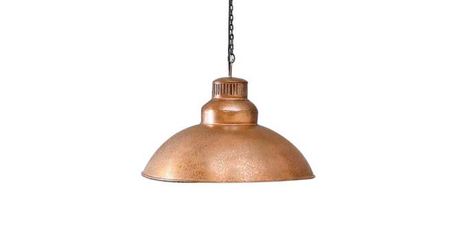 Ike Pendant Lamp (Copper) by Urban Ladder - Front View Design 1 - 314218