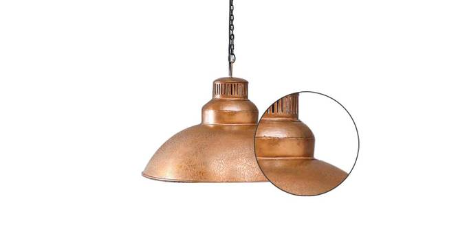 Ike Pendant Lamp (Copper) by Urban Ladder - Rear View Design 1 - 314219