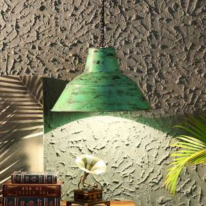 Grant Pendant Lamp (Green) by Urban Ladder - Design 1 - 314223