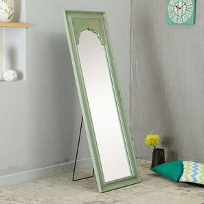 Ava Wall Mirror (Green) by Urban Ladder - Design 1 - 314264