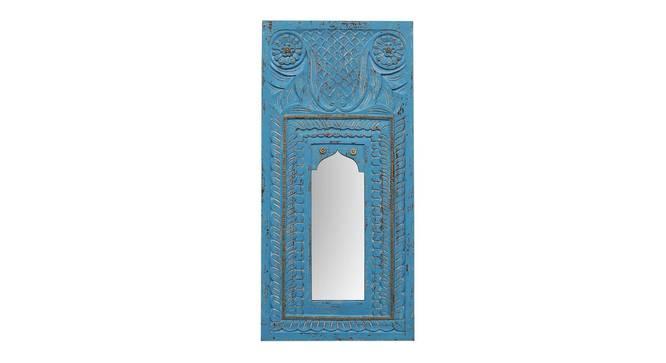 Minaret Wall Mirror (Natural) by Urban Ladder - Front View Design 1 - 314272