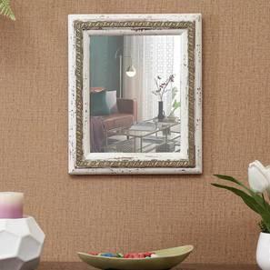 Ida wall mirror white lp