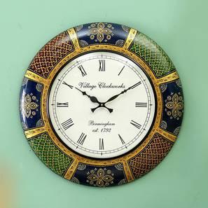 Julian  Wall Clock by Urban Ladder - Design 1 - 314327