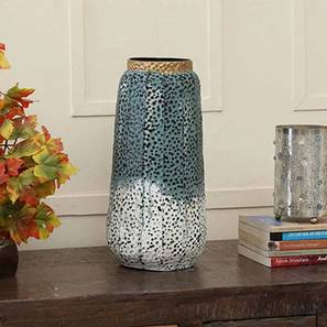 Royale Rectangle Vase (Table Vase Type) by Urban Ladder - Design 1 - 314565