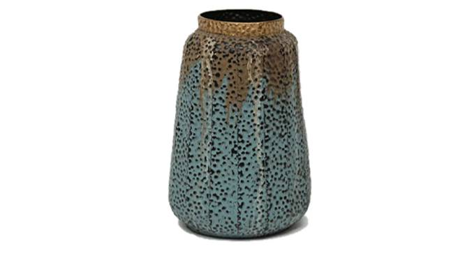 Royale Square Vase (Table Vase Type) by Urban Ladder - Front View Design 1 - 314570