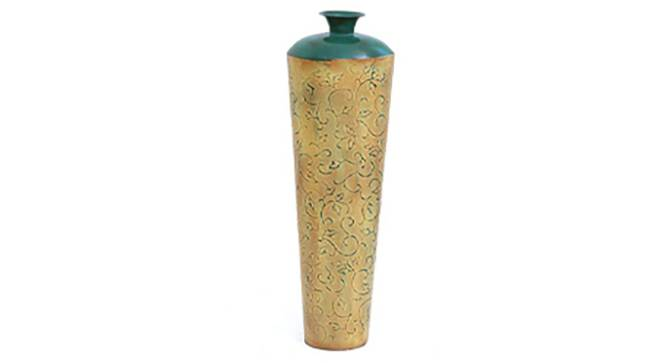 Cora Vase (Big Size, Floor Vase Type) by Urban Ladder - Front View Design 1 - 314594