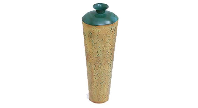 Cora Vase (Big Size, Floor Vase Type) by Urban Ladder - Design 1 Side View - 314595