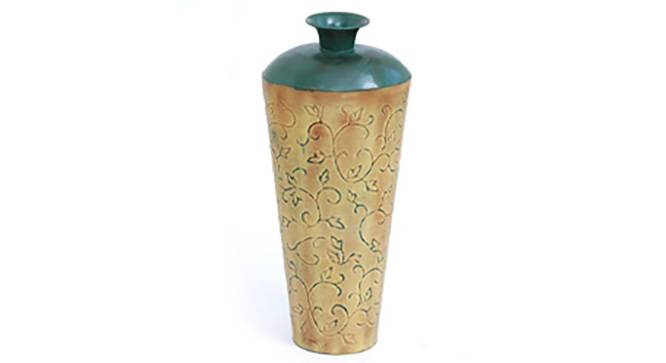 Cora Vase (Small Size, Floor Vase Type) by Urban Ladder - Front View Design 1 - 314598