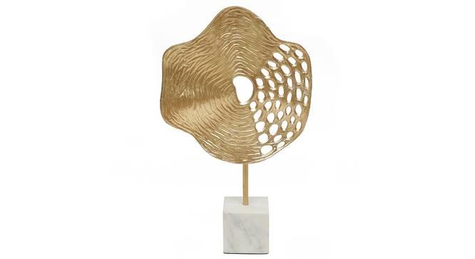 Yatin Showpiece (Gold) by Urban Ladder - Front View Design 1 - 314659