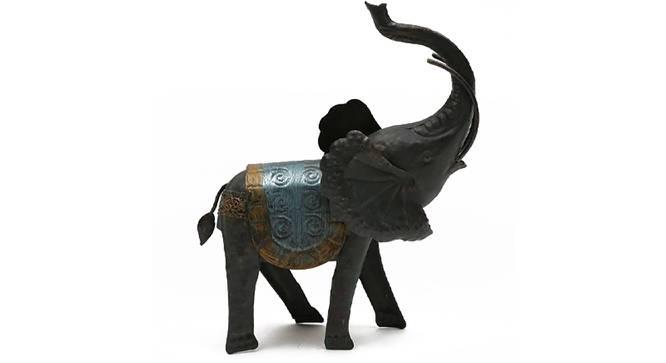 Gajraj Elephant Showpiece by Urban Ladder - Front View Design 1 - 314726