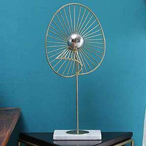 Ved tall showpiece gold lp