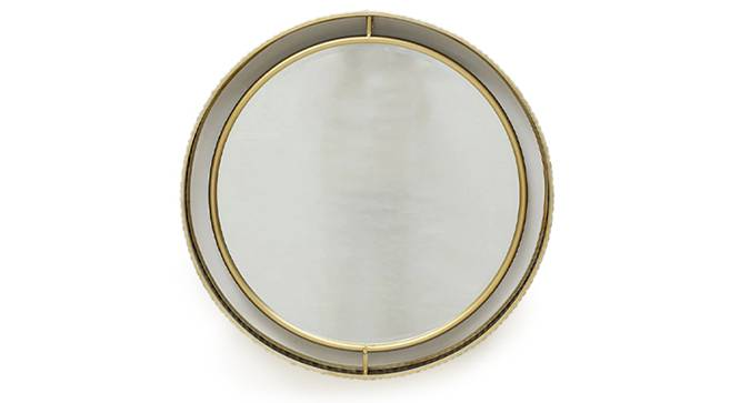 Dona Wall Mirror by Urban Ladder - Front View Design 1 - 314794