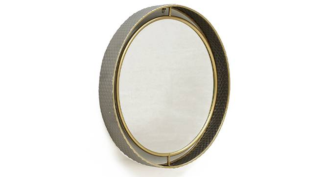 Dona Wall Mirror by Urban Ladder - Design 1 Side View - 314795
