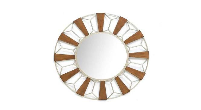 Tulja Big Wall Mirror by Urban Ladder - Front View Design 1 - 314806