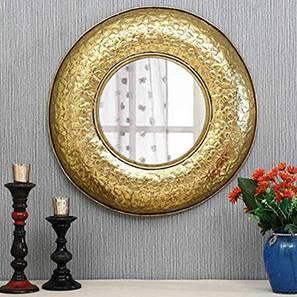 Hamlet wall mirror gold lp
