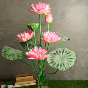 Lotus light pink artificial flower pink lp
