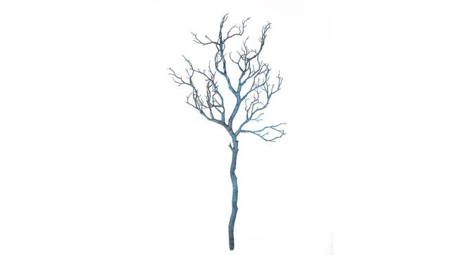Arbre Artificial Plant (Blue) by Urban Ladder - Front View Design 1 - 314902