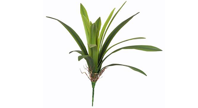 Bush Lily Artificial Plant (Green, Large Size) by Urban Ladder - Front View Design 1 - 314942