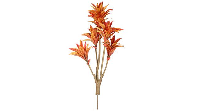 Agavecae Artificial Plant (Orange) by Urban Ladder - Front View Design 1 - 315018