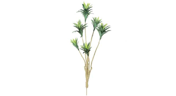 Aletri Artificial Plant (Green) by Urban Ladder - Front View Design 1 - 315024