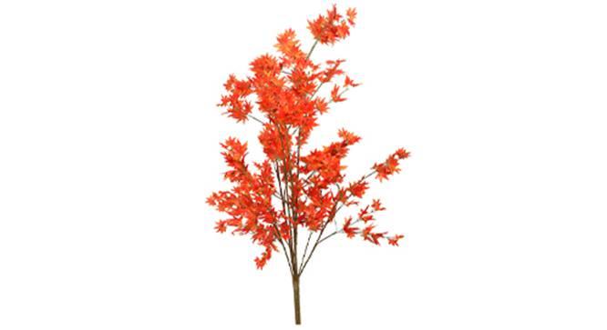 Maple Artificial Plant (Orange) by Urban Ladder - Front View Design 1 - 315087