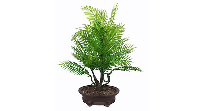 Molly Artificial Plant (Yellow) by Urban Ladder - Front View Design 1 - 315278