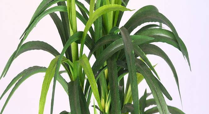Utah Artificial Plant (Green) by Urban Ladder - Design 1 Side View - 315309