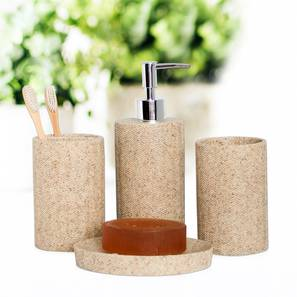 Yuri bath accessories set lp