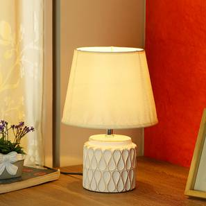 Meryem table lamp white lp