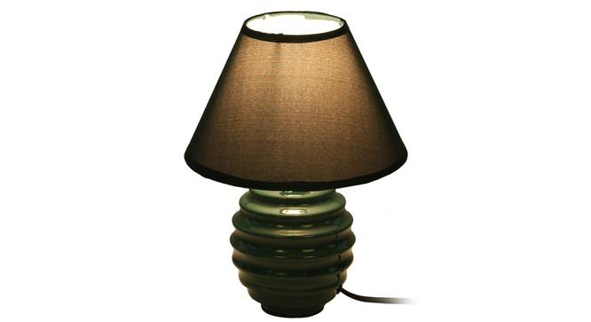 Belinay Table Lamp (Blue Finish) by Urban Ladder - Front View Design 1 - 315979