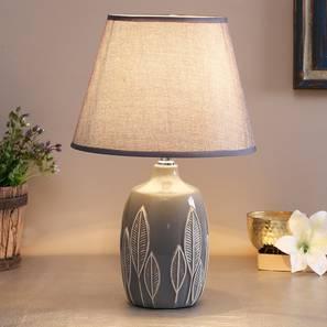 Beren table lamp grey lp