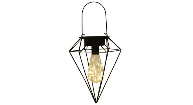 Yaren Table Lamp (Black Finish) by Urban Ladder - Front View Design 1 - 316054