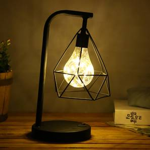 Melisa table lamp black lp