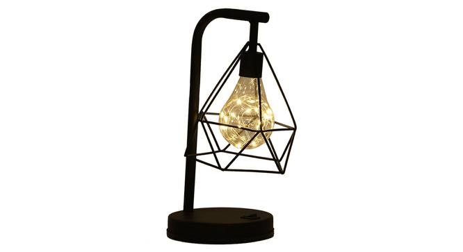 Melisa Table Lamp (Black Finish) by Urban Ladder - Front View Design 1 - 316057