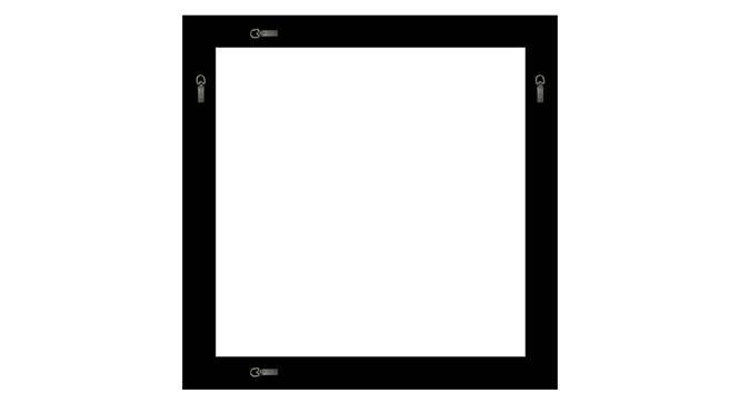 Lopa Mirror (Brown) by Urban Ladder - Design 1 Side View - 316224
